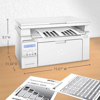 HP LaserJet Pro MFP M130nw 2