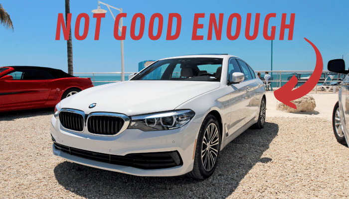 2019 BMW 530i: $55k Of Disappointment