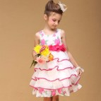 Baby Girl Pink Party Dress