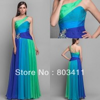 Green Blue Prom Dresses And Clothes Review  Always Fashion