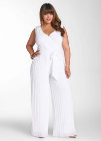 Plus Size Dresses For All White Party : Guide Of Selecting ...