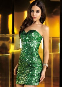 Short Tight Sequin Dresses And Choice 2017  Always Fashion