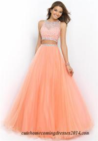 Two Piece Cheap Prom Dresses : New Fashion Collection ...