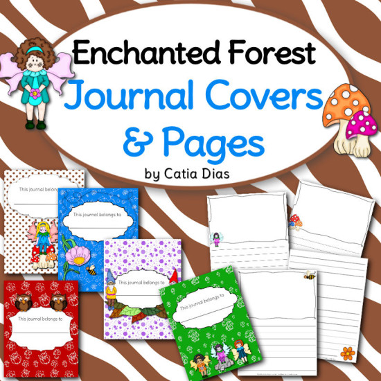 0Catia_Dias_Enchanted_Forest_Covers