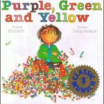 Land of Books – Purple, Green and Yellow by Robert Munsch