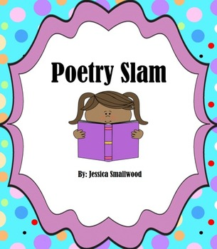 Poetry Slam by Jessica Smallwood