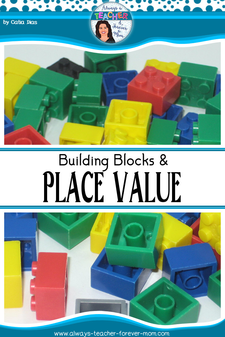 building blocks and place value