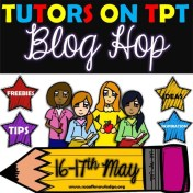 Tutors On TPT Blog Hop