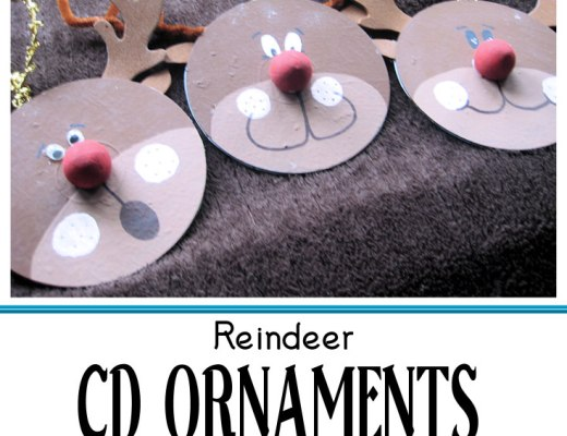 Fun arts & crafts idea for the holiday season. These reindeer ornaments are the perfect activity to bring the holiday spirit (or the winter season) into any classroom. They also make cute keepsakes that students can offer to their families. Read the post for a step by step tutorial!
