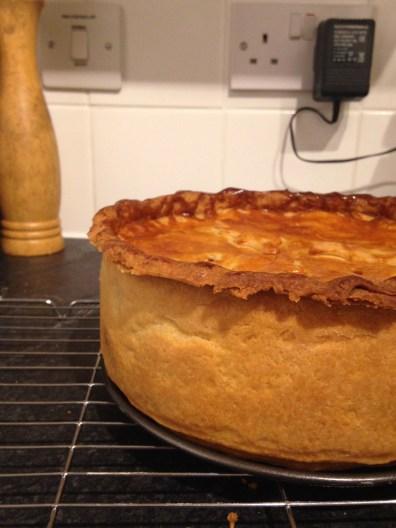 Hot Water Crust Pie