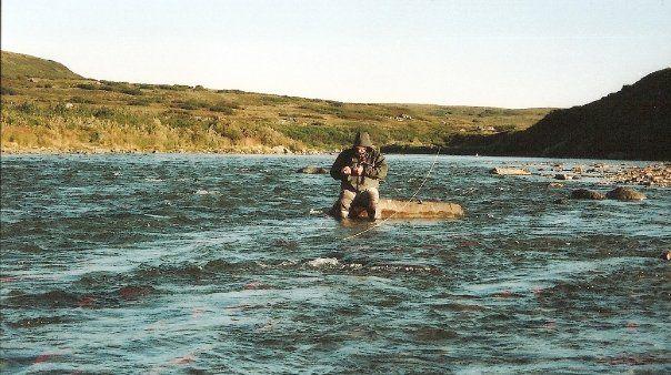 Love And Fishing On Moraine Creek