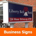 business signs