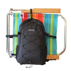 Backpack Cooler Beach Chair Ak Rocker Gaming Carries Detachable Always An Adventure