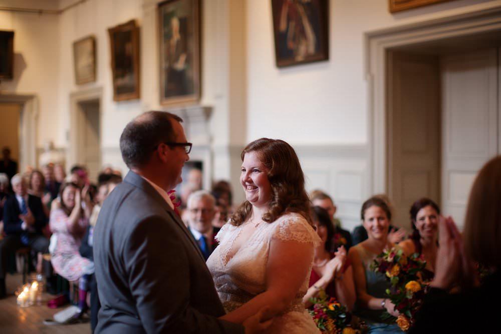 Best UK wedding blog Love My Dress real wedding feature AlwaysAndri Wedding Design Claire Pettibone bride