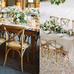 Chair Sash Alternatives Fishing Pole Top 10 Alternative Wedding Chairs To Transform Your Decor Cross Back Always Andri Design