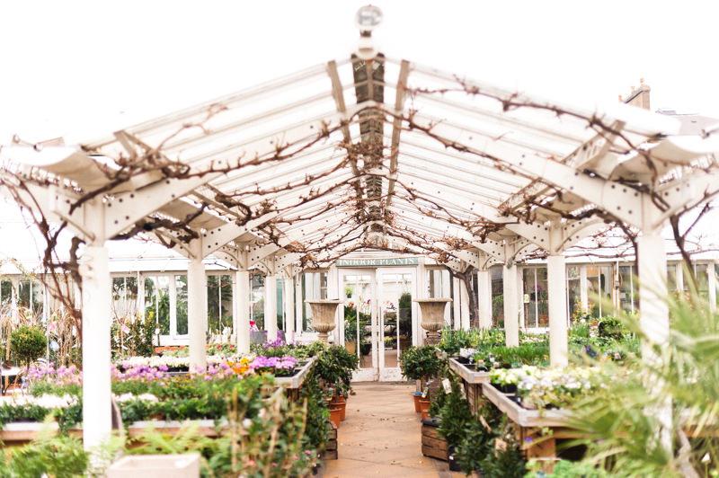 London Wedding Venue Clifton Nurseries Anushe Low Photography