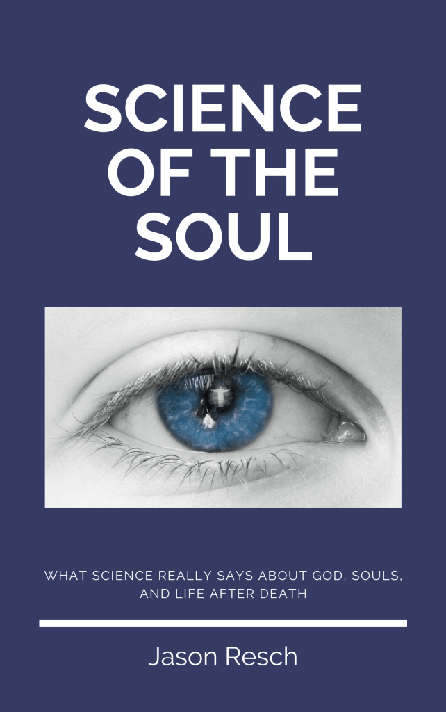 The Science of the Soul Book Cover