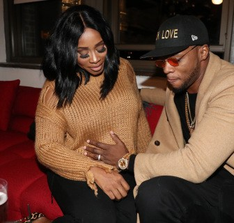 "You Got This! Remy Ma Is In ""Tough Labor"" With The Golden Child, Papoose Asks For Prayers"
