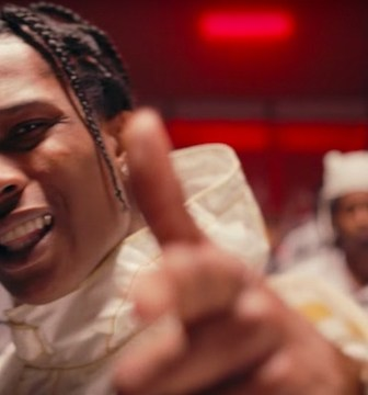 Watch ASAP Rocky Bike Through New York In The 'Tony Tone' Video
