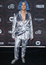 Tayla Parx Warner Music Group Pre-Grammy Party