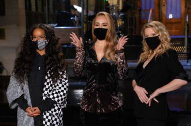 Adele & H.E.R. Get Ready For Their Appearances On 'SNL' This Weekend In Brand New Promo [Video]