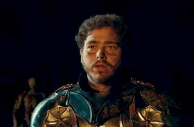 Post Malone Is The Last Knight Standing In His Fairy Tale 'Circles' Video