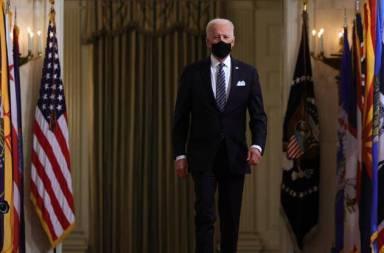 """Joe Biden Called """"Moneybagg Joe"""" After New Round Of Stimulus Checks"""