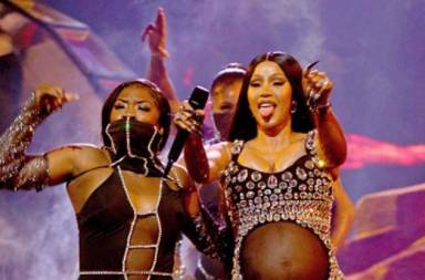Cardi B Reveals Kulture's Thoughts On Becoming A Big Sister