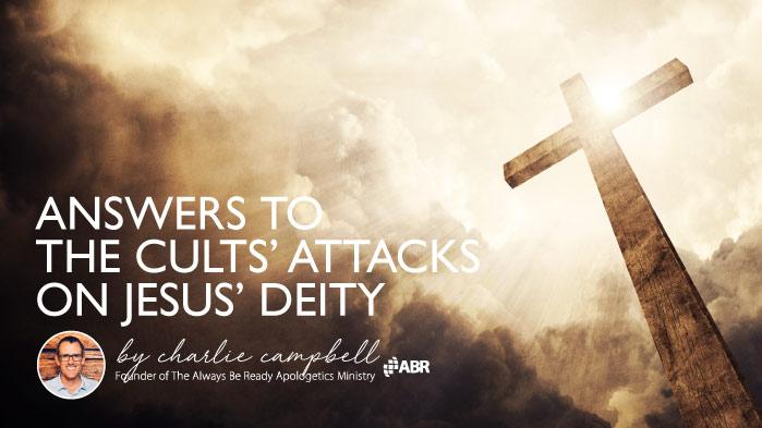 Cults Jesus God