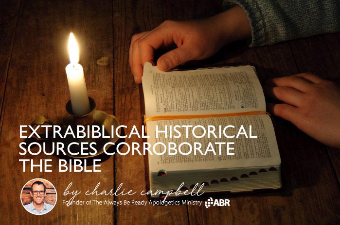 Extrabiblical Historical Sources Corroborate Biblical Details
