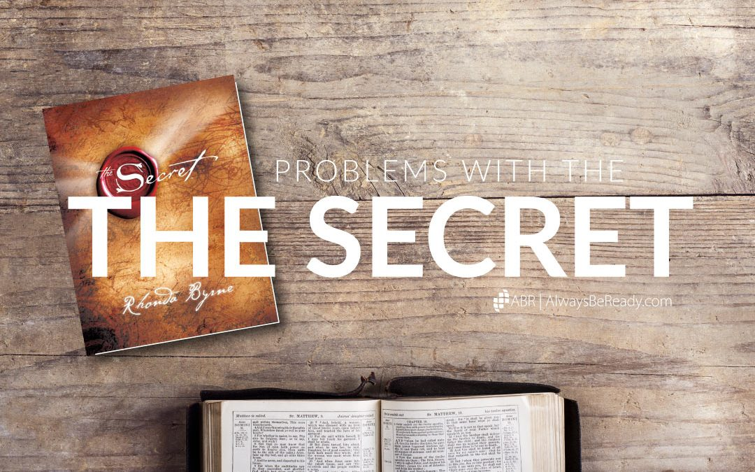 """The Secret"" — Problems With the Rhonda Byrne's Book"