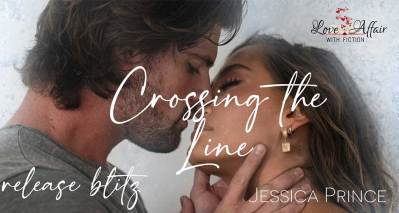Crossing the Line by Jessica Prince