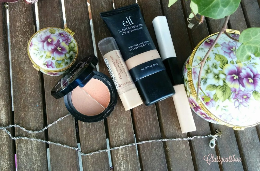 What's in my Camping Beauty Bag?