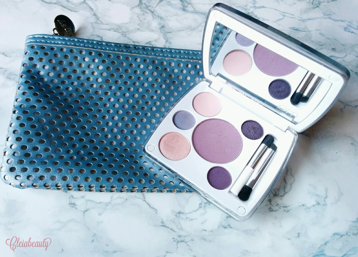 em Cosmetics Tokyo Plums Shade Play Eyeshadow Palette Review & Swatches
