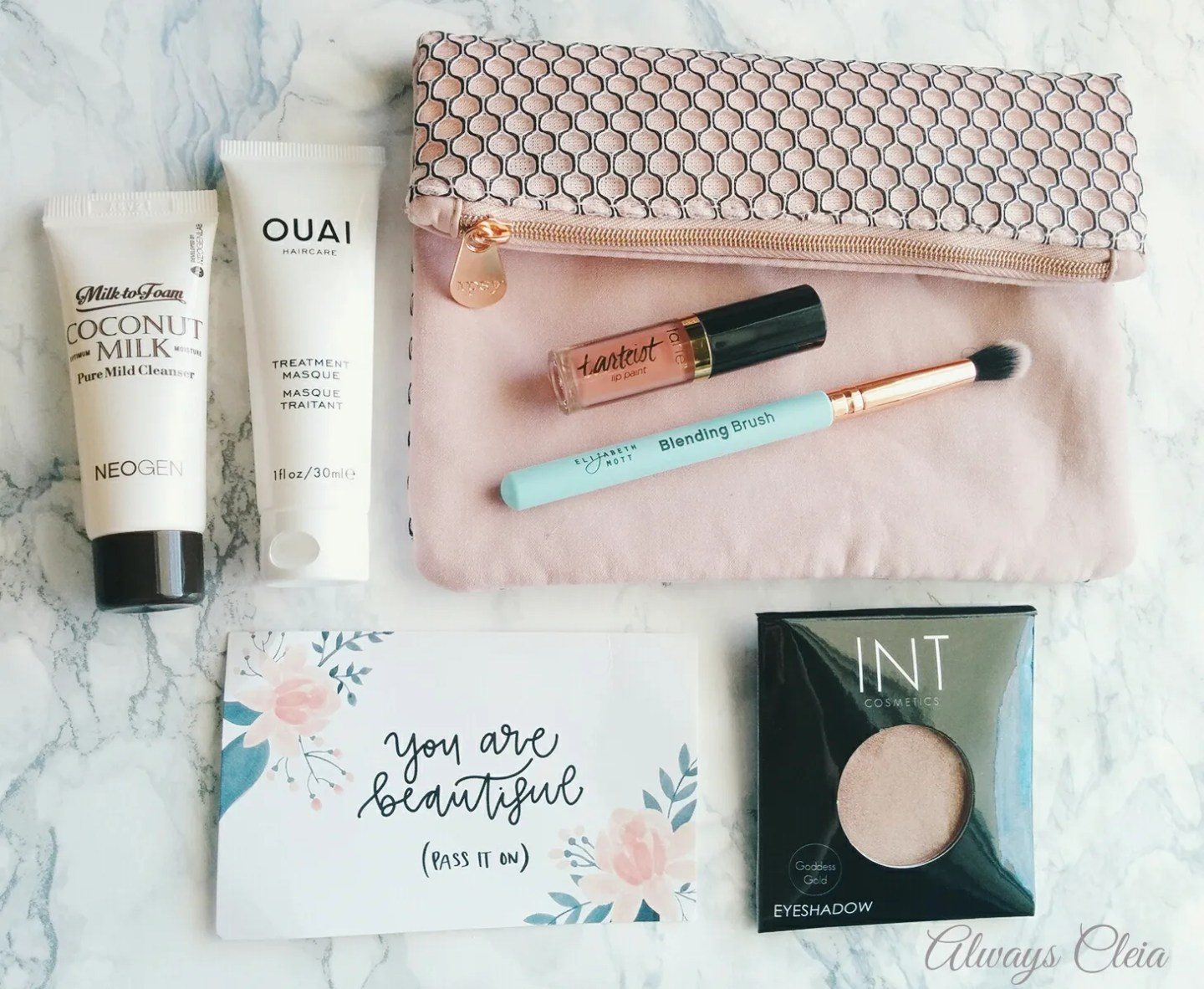 2017 March Ipsy Glam Bag Review