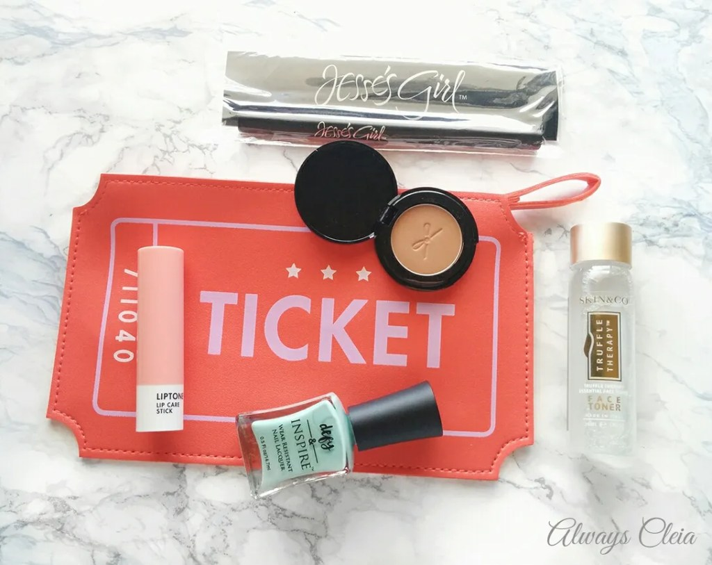 "Ipsy April 2017 ""Sideshow"" Glam Bag Review"