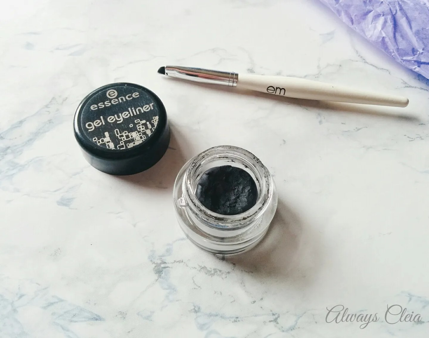 Essence Gel Eyeliner Pot Review