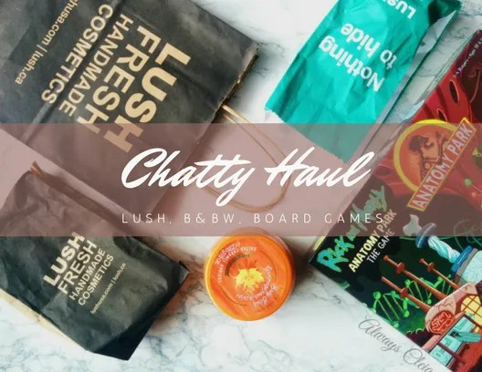 Chatty Ramblings: Too Faced Just Peachy Mattes, New Lush, Bath and Body Works + Rick & Morty