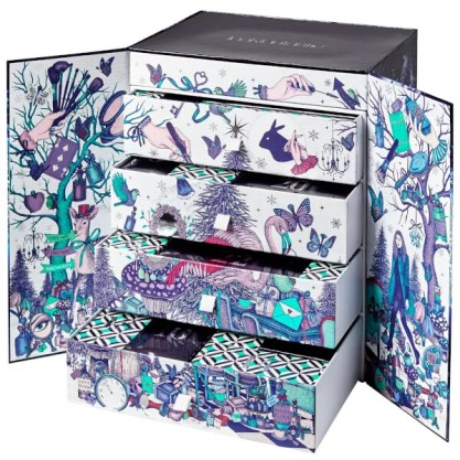 2017 Beauty Advent Calendars: Look Fantastic Beauty Wonderland