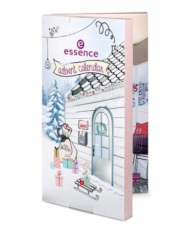 Essence Bring The Bash Advent Calendar