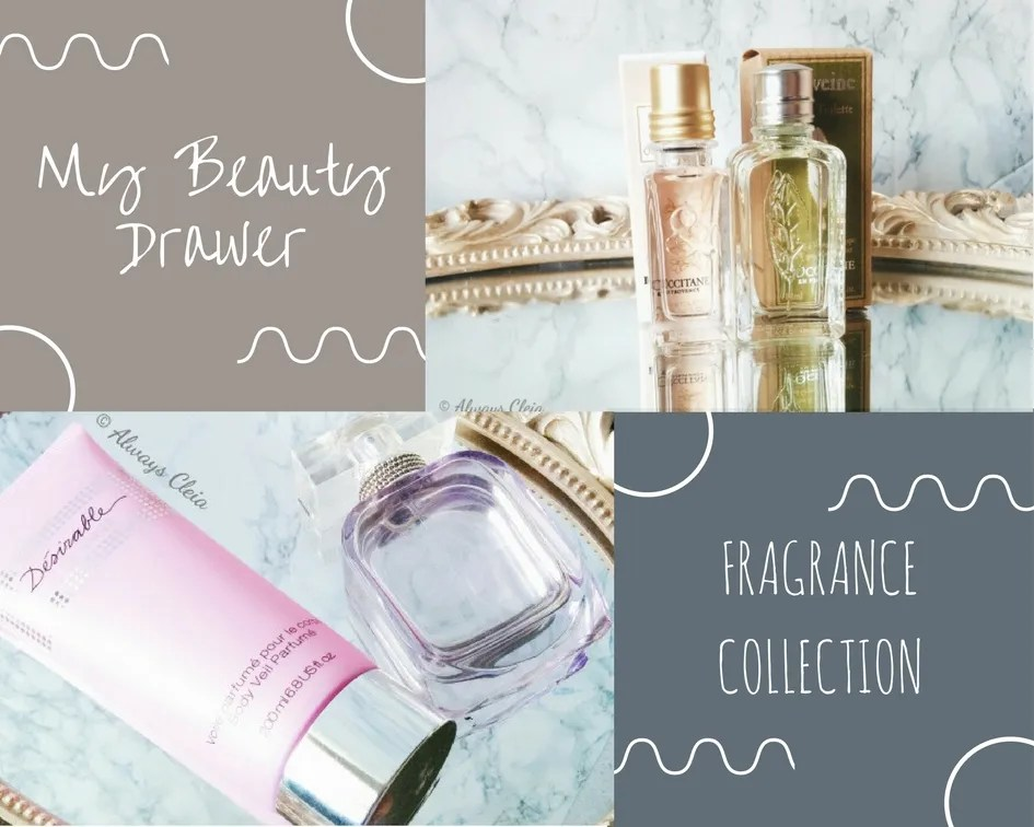 What's in My Beauty Drawer: Fragrance