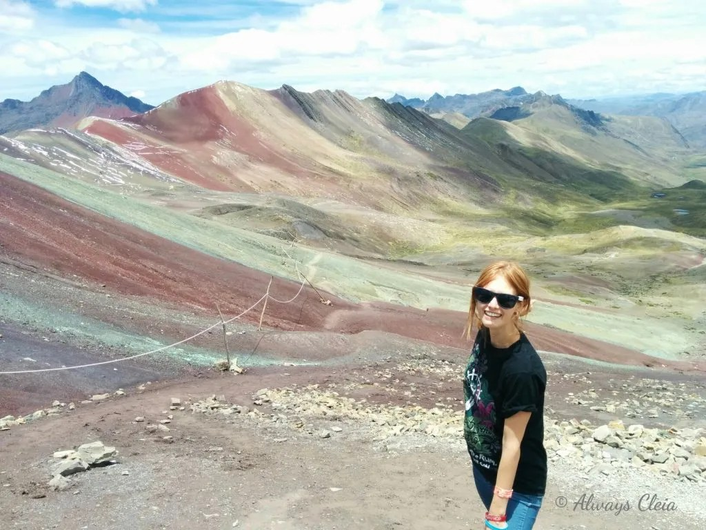 Rainbow Mountain Trek - Cleia
