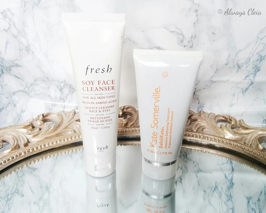 Winter Skin Savers - Fresh Soy Cleanser & Exfolikate