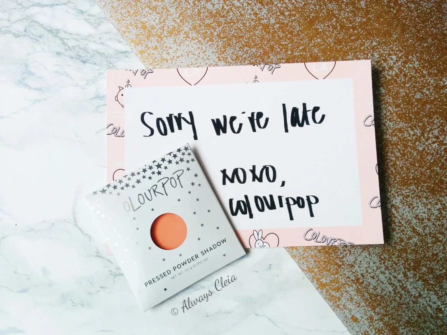 ColourPop Haul #3 - Extra