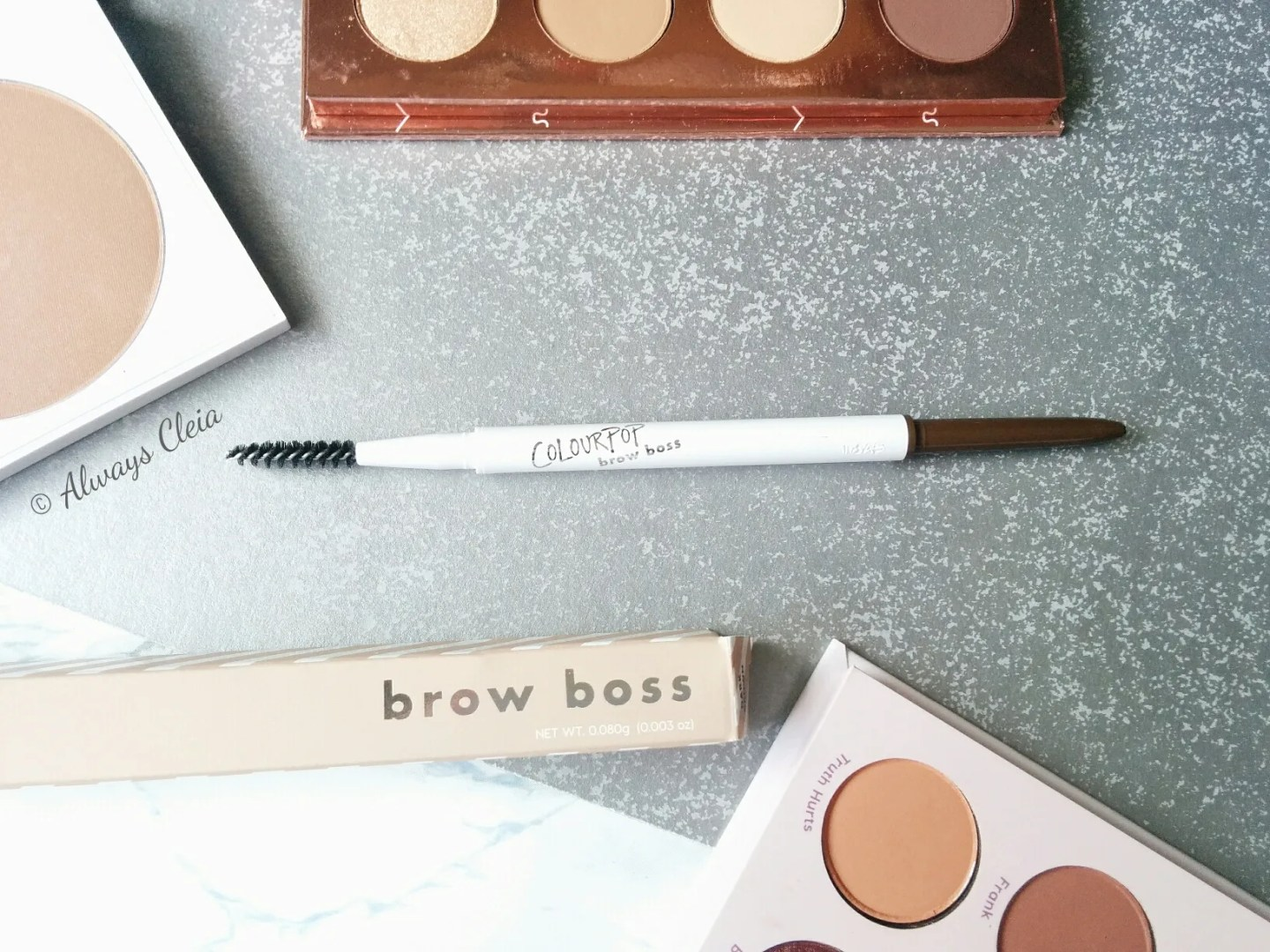 ColourPop Haul #3 - Brow Boss Pencil