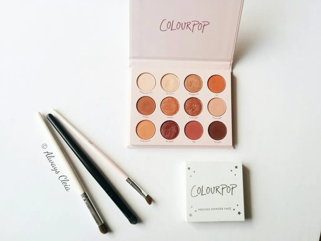 ColourPop Give It To Me Straight   First Impressions