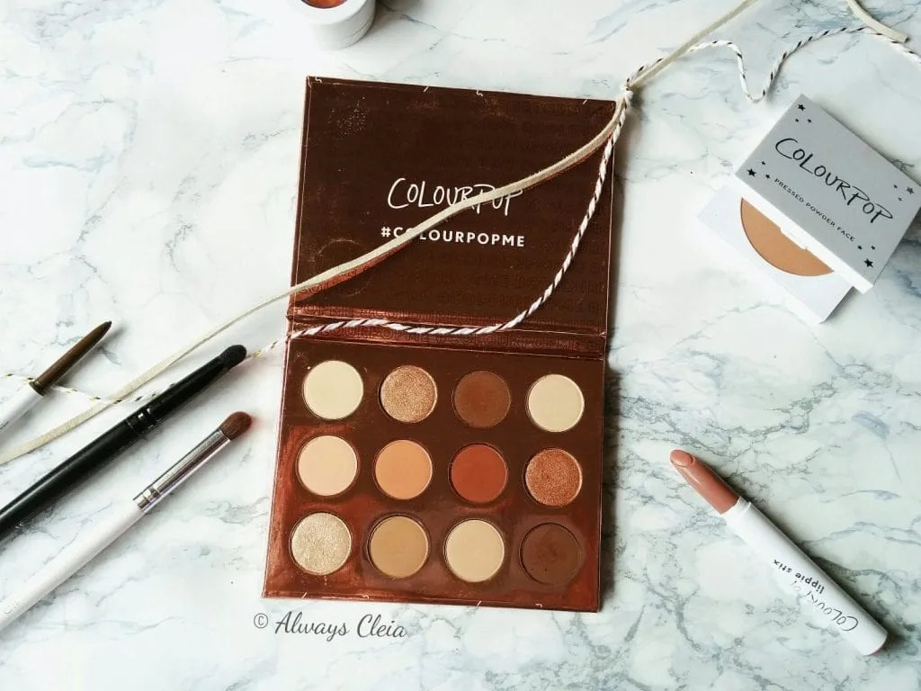 ColourPop Double Entendre Palette