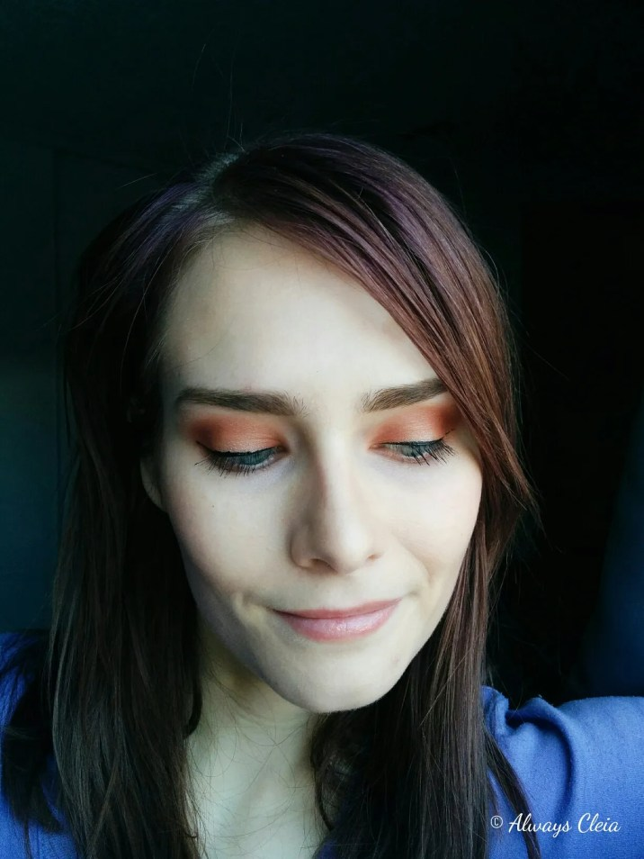 ColourPop Give It To Me Straight: Creamsicle