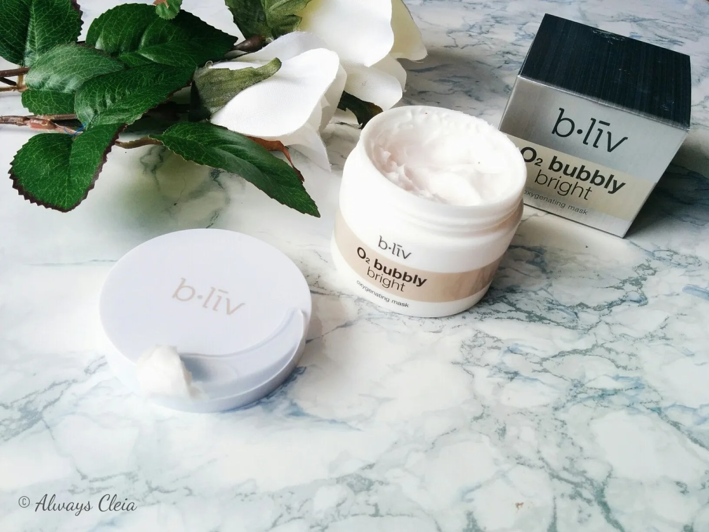 B.Liv O2 Bubbly Bright Mask Review