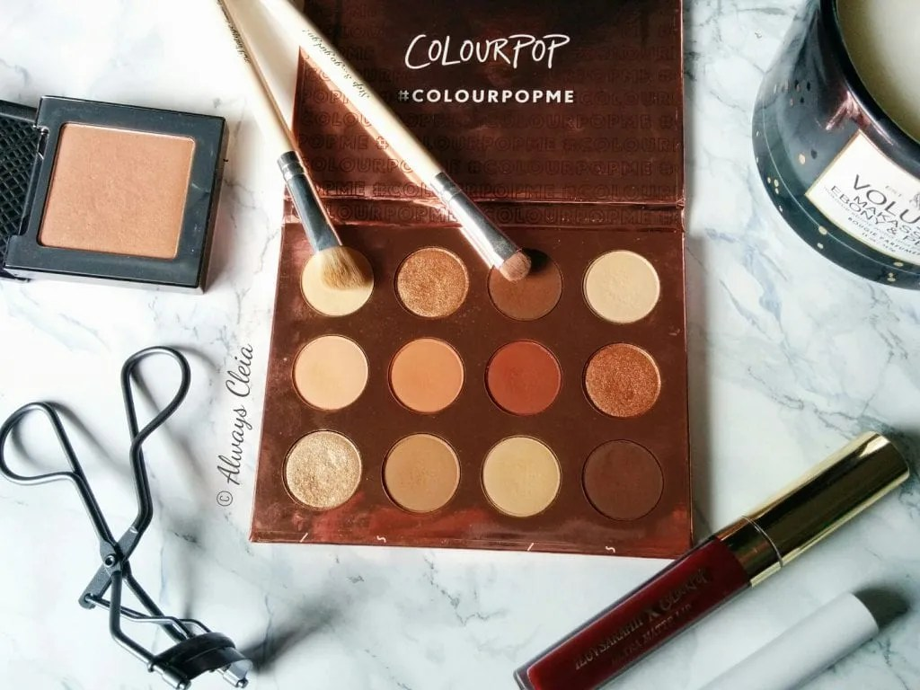 Double Entendre Eyeshadow Palette from ColourPop